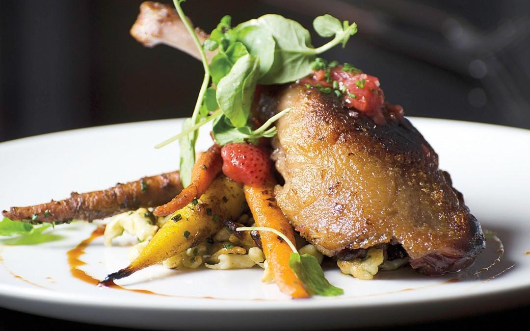 Hamilton Treasure Returns To Charm City's Culinary Scene