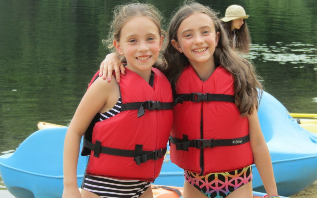 Here's How Summer Camps Welcome Their Youngest Charges