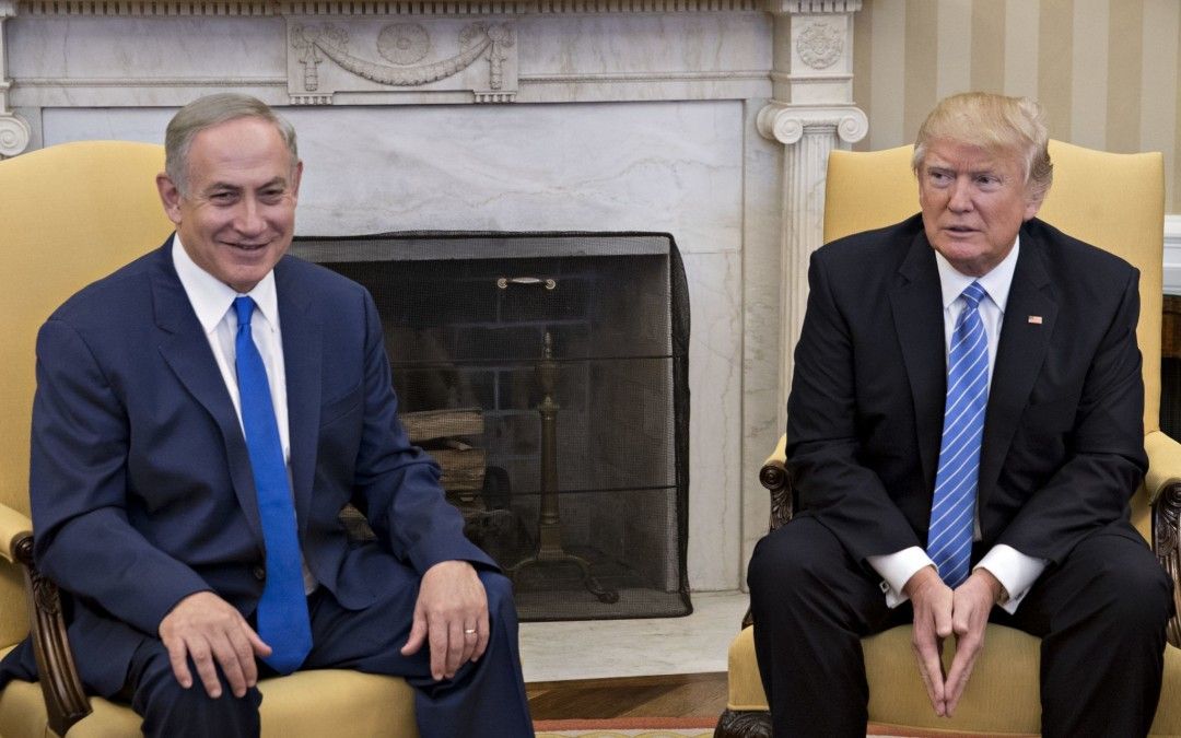 Trump And Netanyahu: The Mixed Messages Of A Diplomatic Lovefest