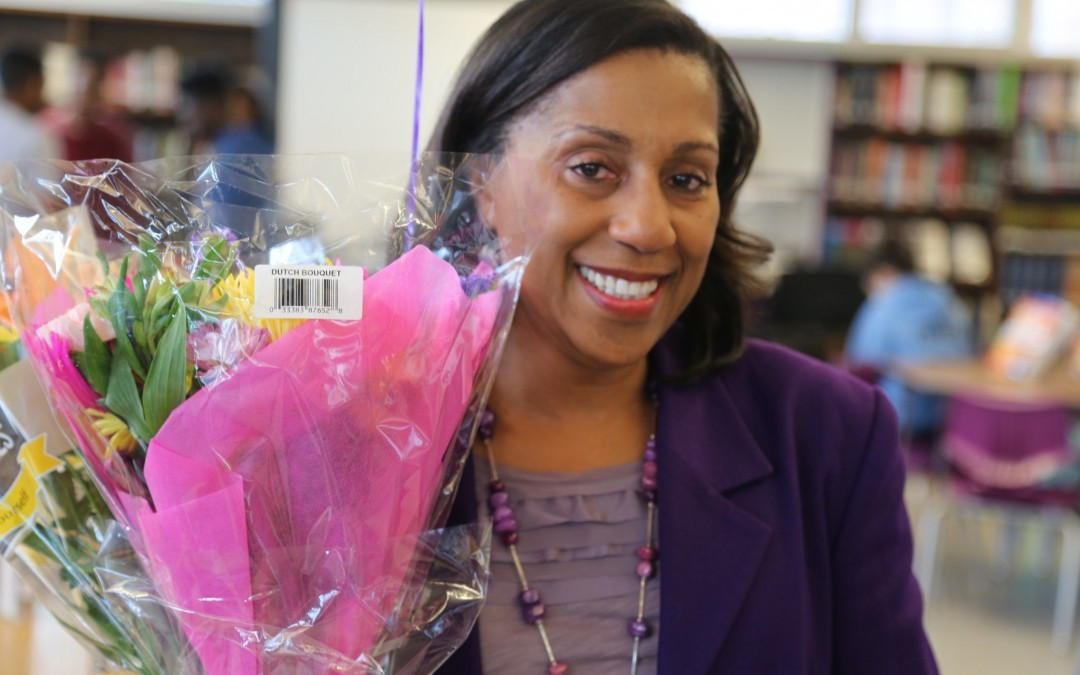 Pikesville High Principal Awarded State Honor