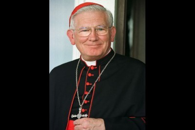Cardinal Keeler Remembered as Friend to Jewish Community