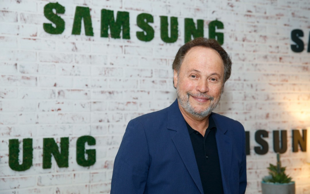 Billy Crystal on Being Jewish, Playing Ball and More