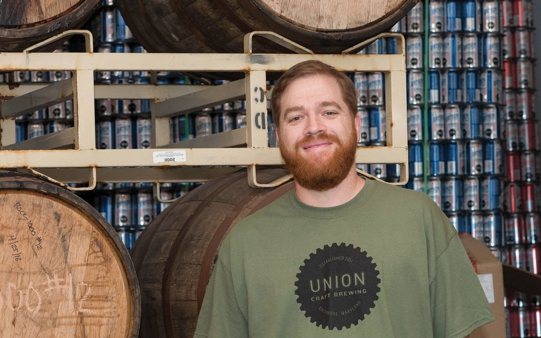 Union Craft Takes Beer Brewing Seriously