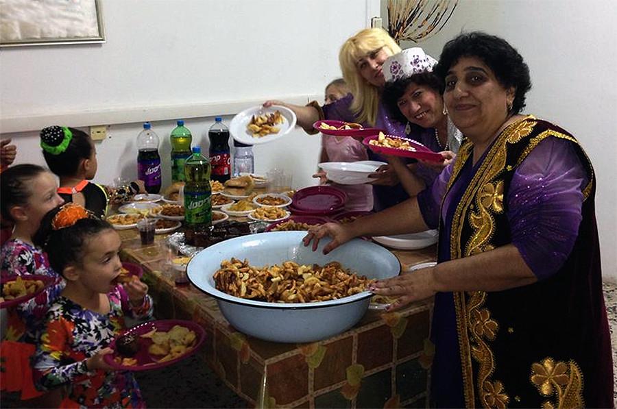 Central Asia's Bukharian Jews thrive in Diaspora