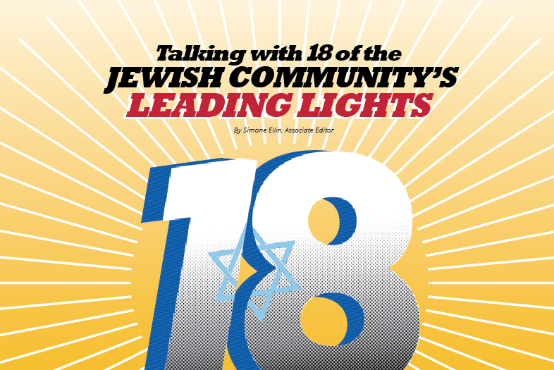 Talking With 18 of the Jewish Community's Leading Lights