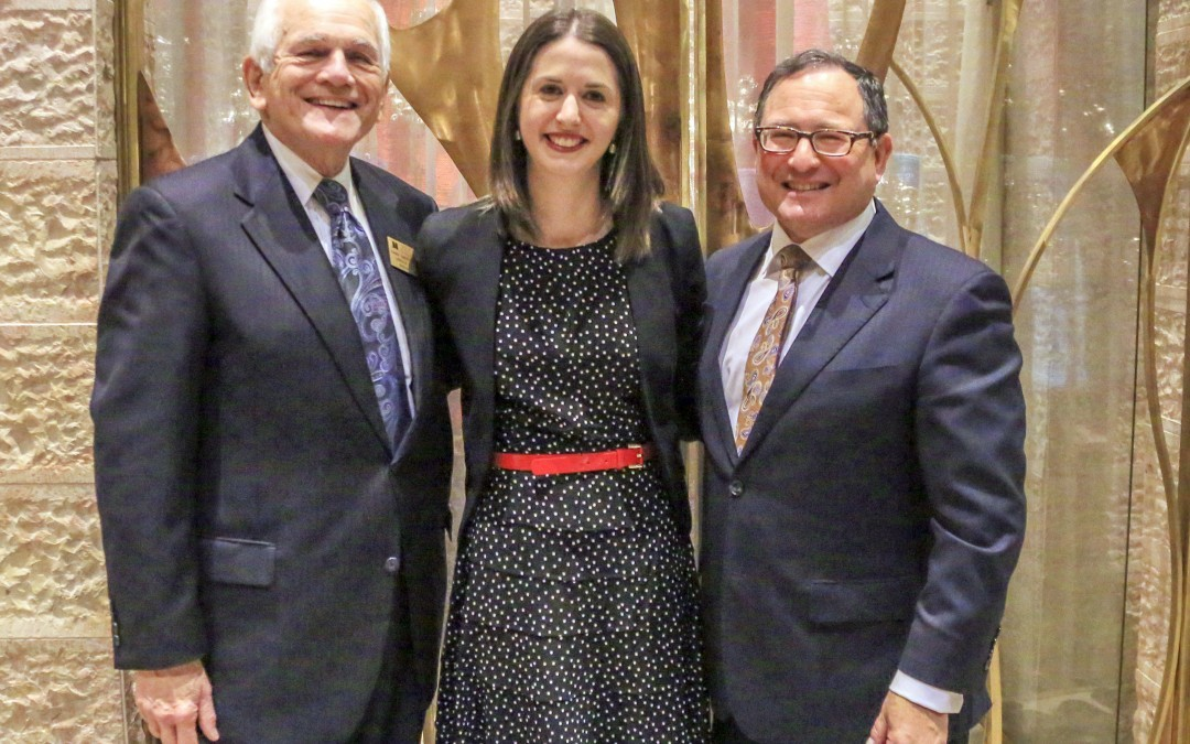 Oheb Shalom Celebrates Installation of First Female Assistant Rabbi