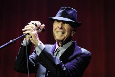 Leonard Cohen Album to be Released Posthumously