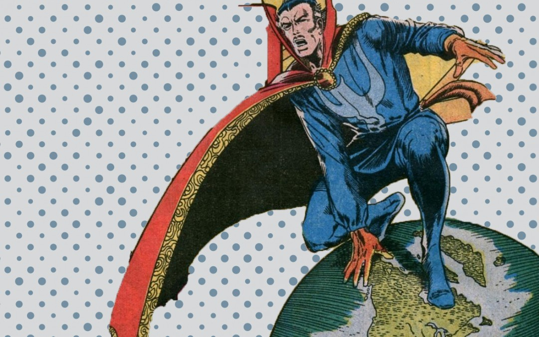 Turning Eastward With Doctor Strange