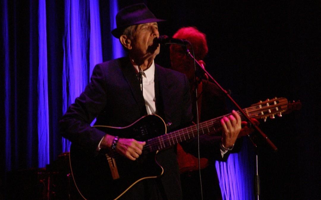 Hallelujah for Leonard Cohen