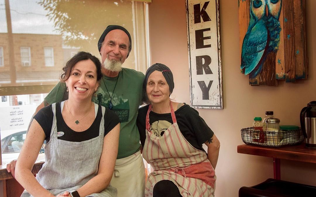 Hampden Bakery Offers Vegan, Gluten-Free Menu Choices