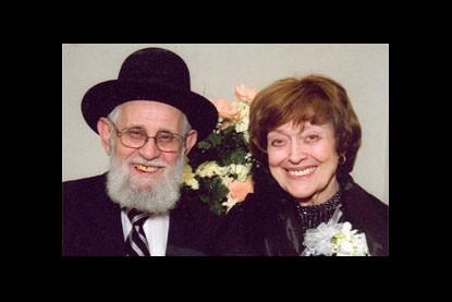 Rabbi Shafran Remembered for his Commitment and Determination