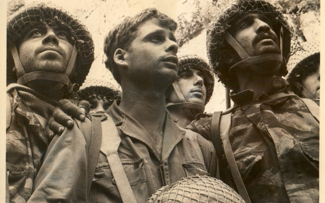 Six Day War Heroes Coming to Baltimore Area
