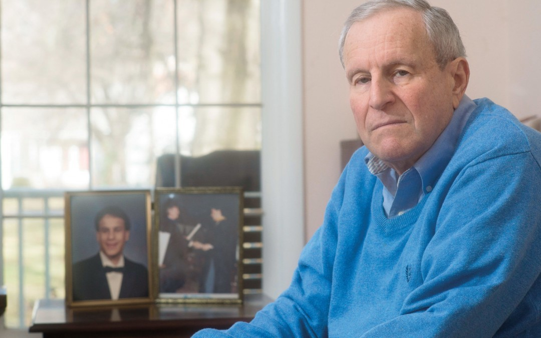 Father Honors Son With Memorial Page and Website