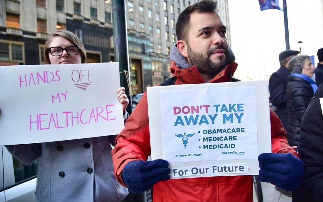 Obamacare Repeal Effort Concerns Jewish Service Groups
