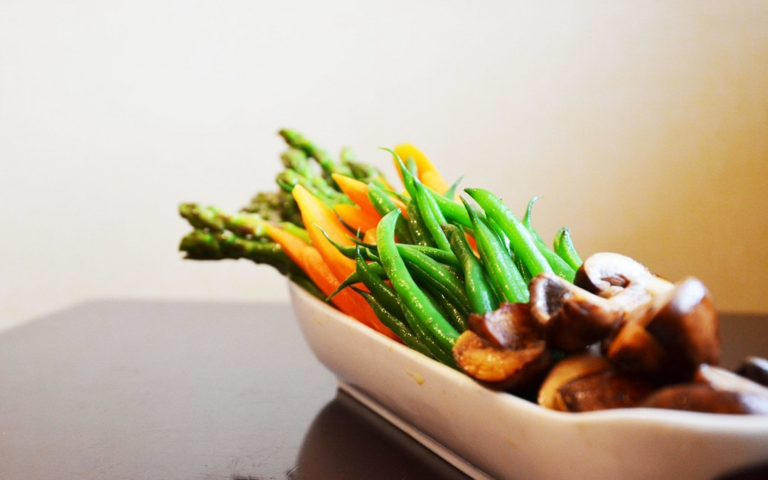 Spring Vegetables Roast
