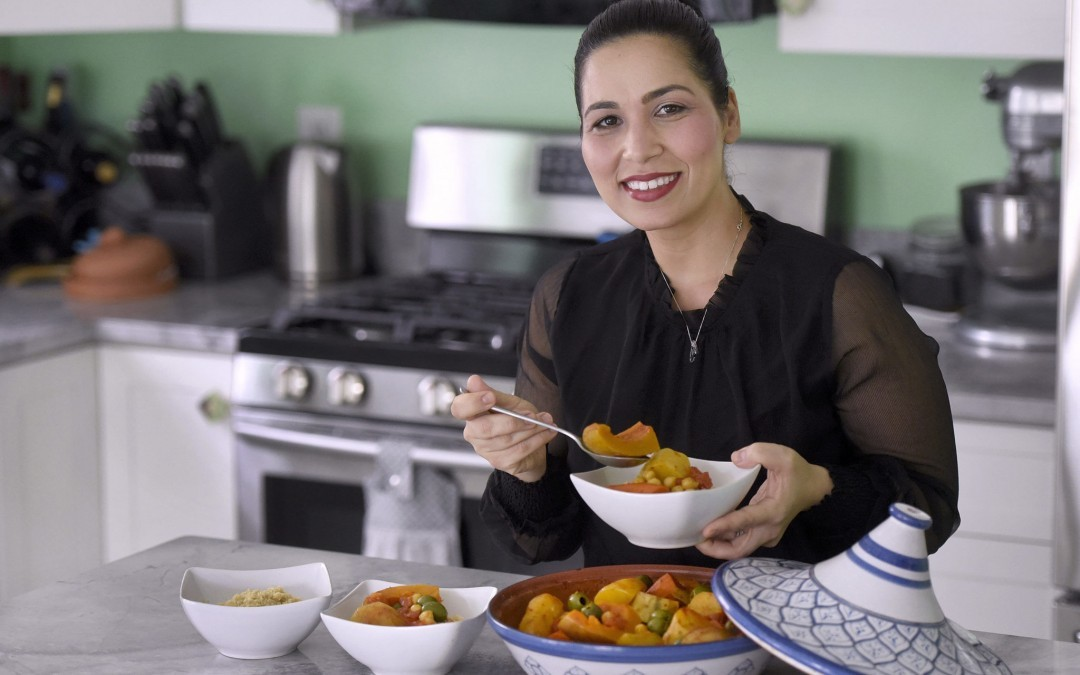 Blogger Spices Up Passover with Tunisian Culinary Tips