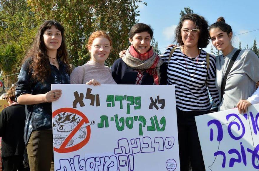 Conscientious Objectors Still Rare in Israel