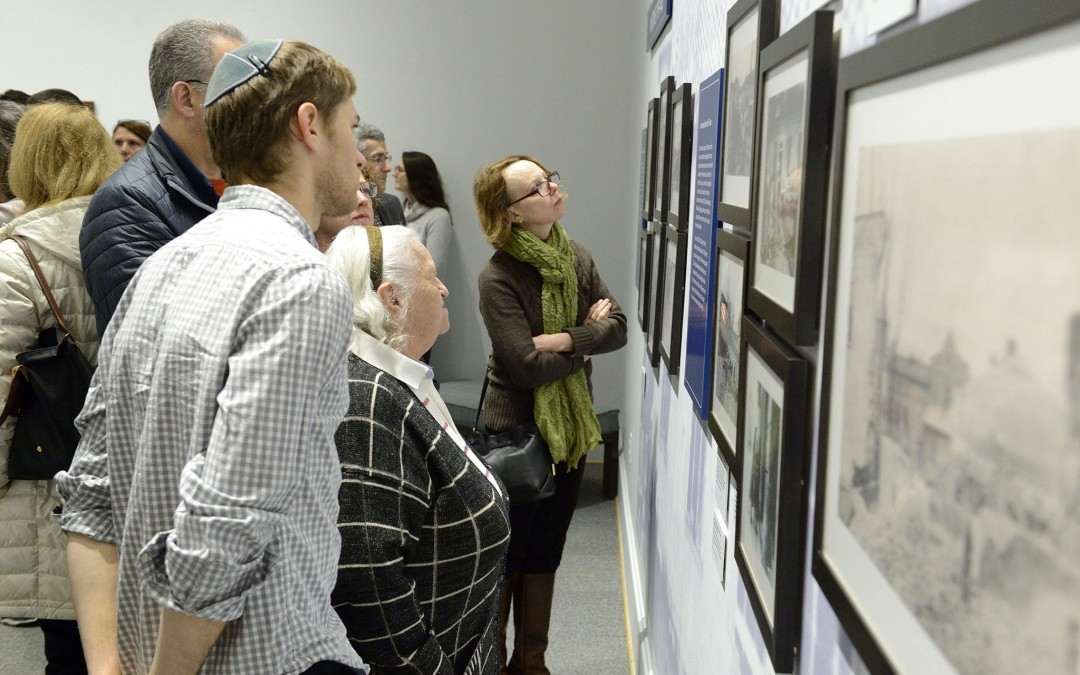 Auschwitz Exhibit Opens at Jewish Museum of Maryland