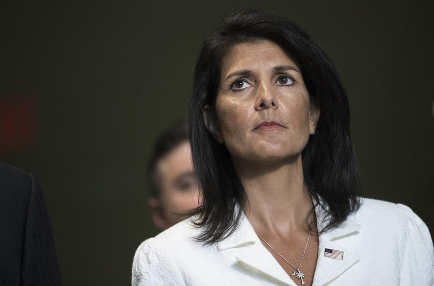 U.N. Ambassador Wows AIPAC Conference Attendees
