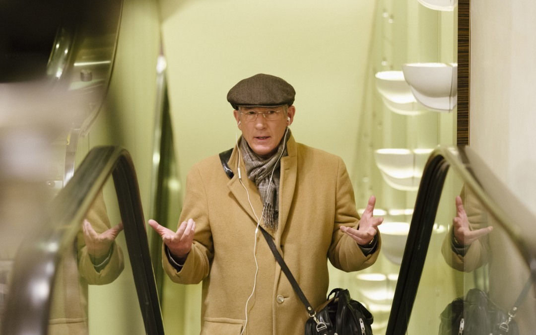 Richard Gere Channels His 'Inner Schlub' in 'Norman'