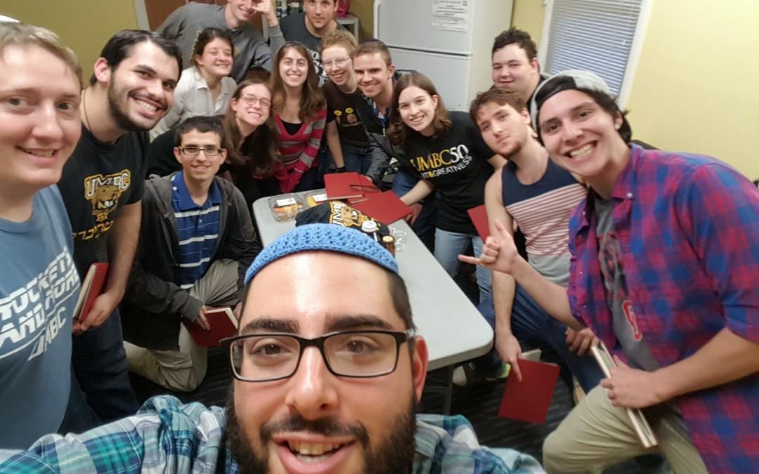UMBC Hillel's Freedom Seder Celebrates Diversity