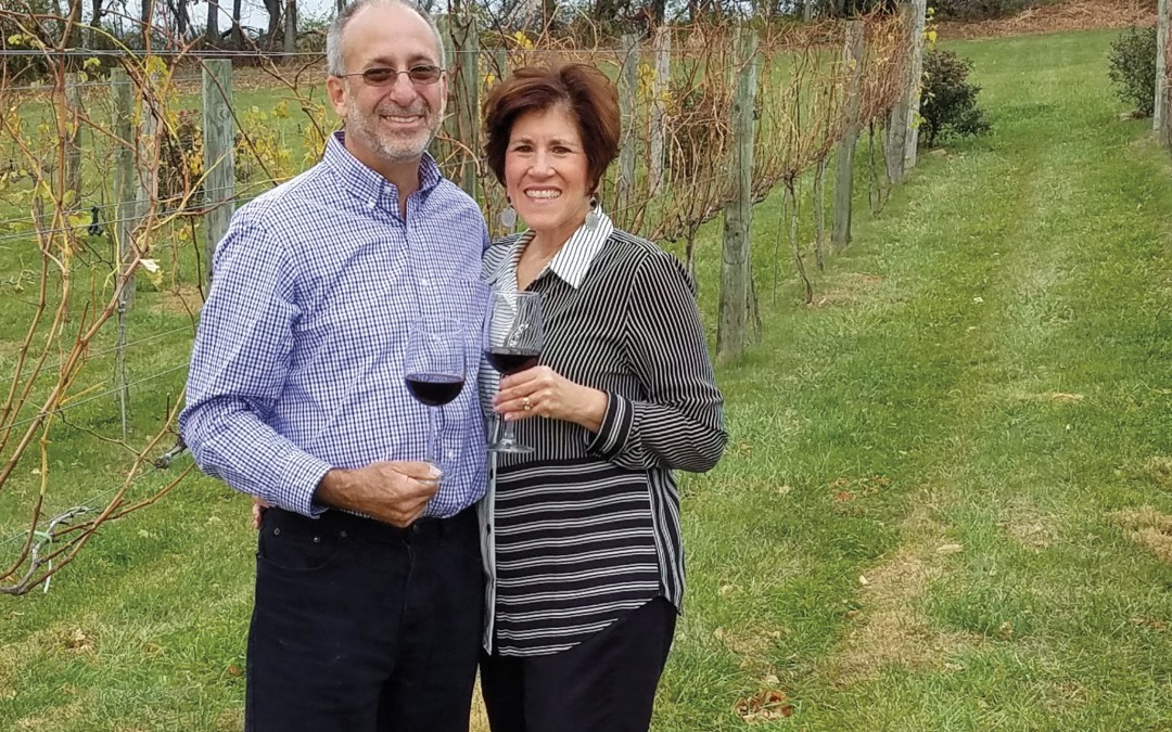 Winemaker Enjoys the Sweet Taste of Success