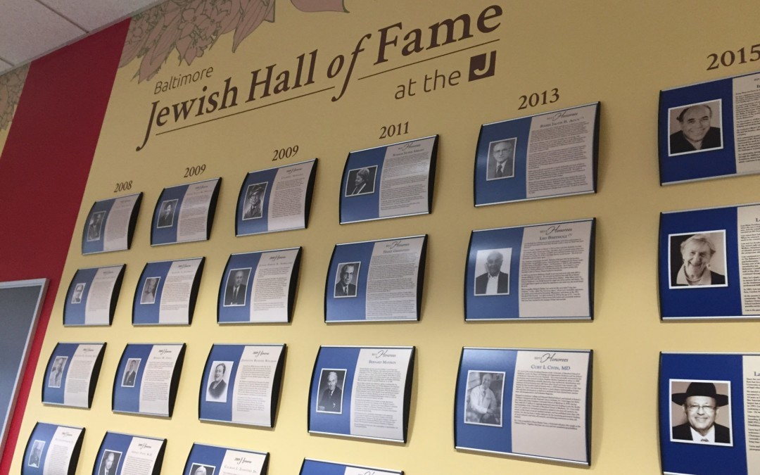 9 Standouts to Be Inducted Into JCC Hall of Fame