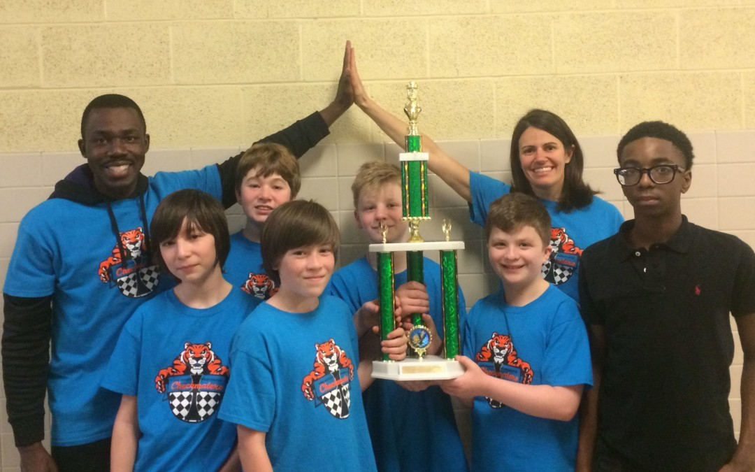 Mount Washington Chess Champs Eyeing National Competition
