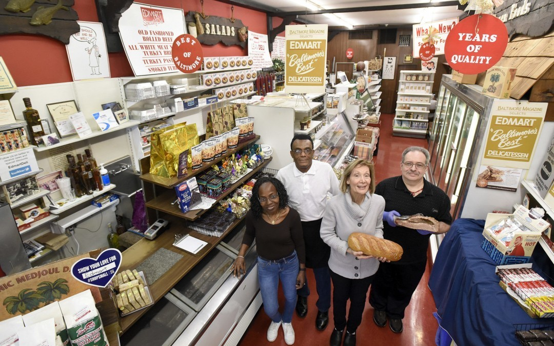 Pikesville's Edmart Deli Closes After More than Six Decades in Business