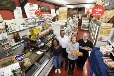 Edmart's Shelley Kelly Offers Service with a Smile