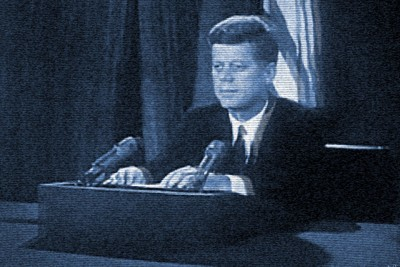 JFK at 100, the American Spirit and the Loss of Possibilities