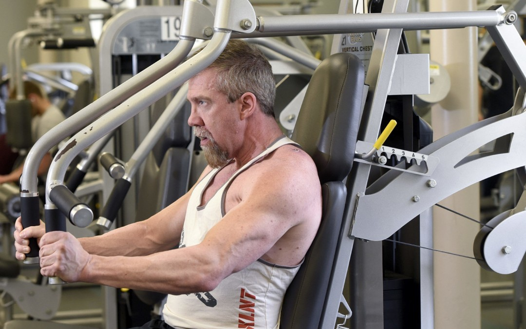 Bodybuilder Hopes to be Strong Role Model for Young Jews