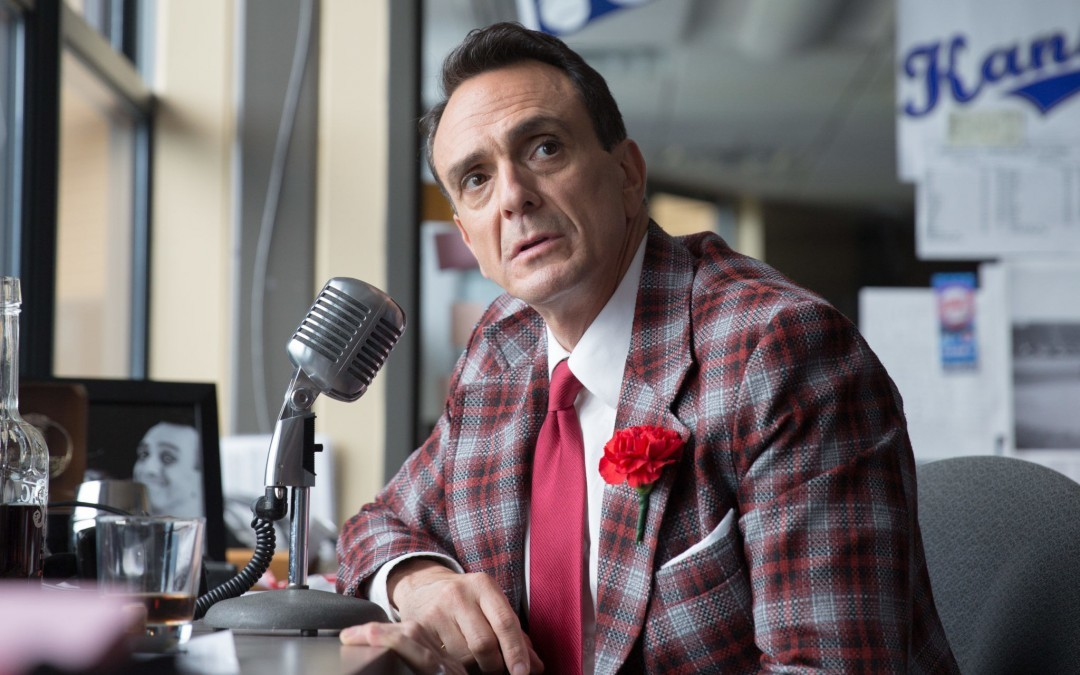 Hank Azaria Talks About his Latest TV Role