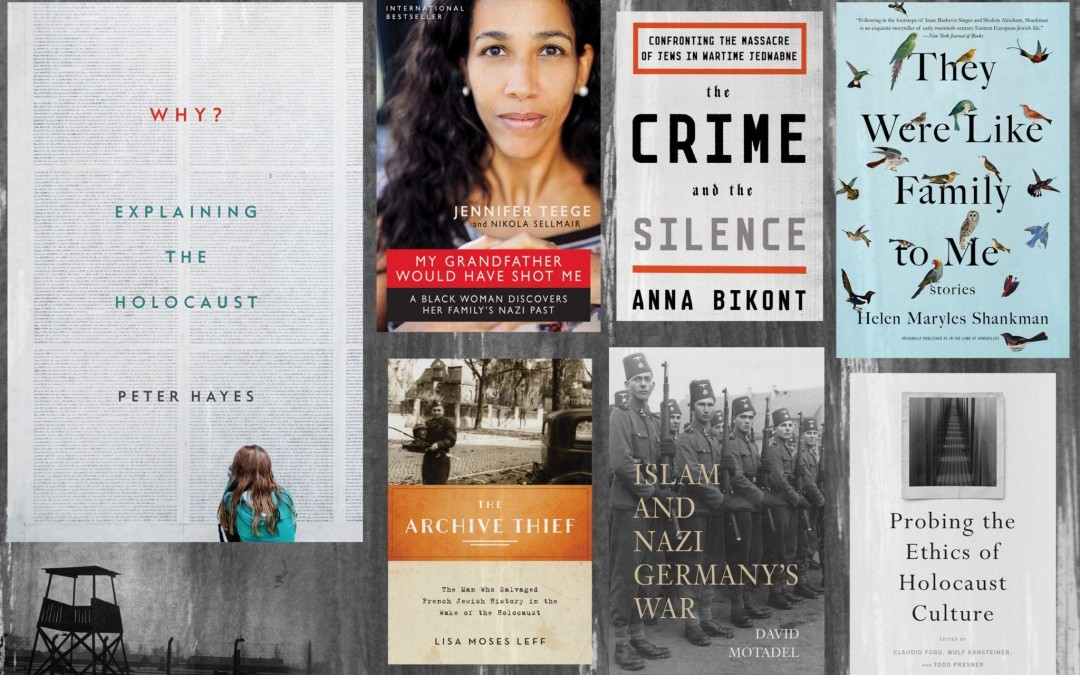7 New Books About the Holocaust you Should Read