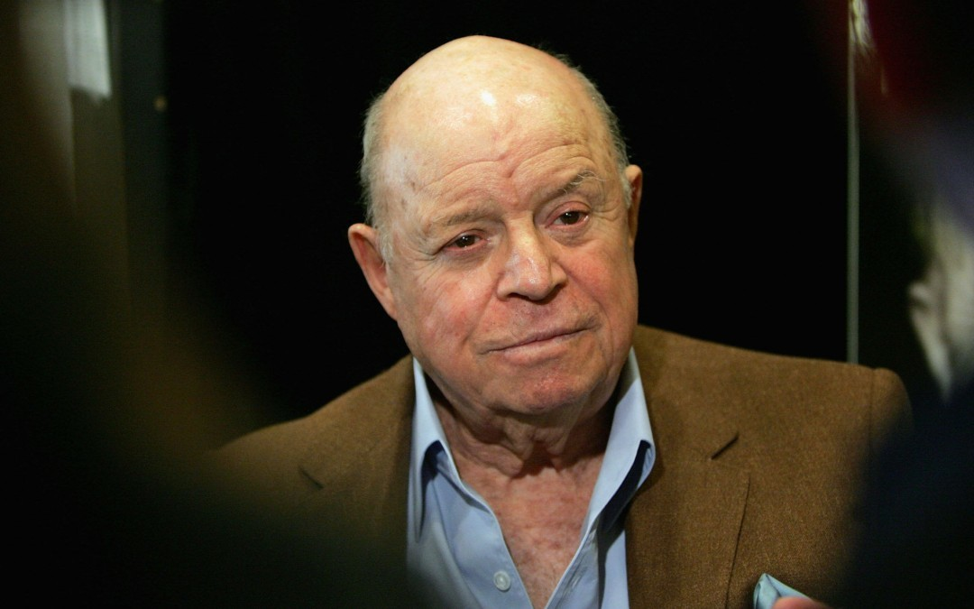 Don Rickles, Insult Comedian and Actor, is Dead at 90