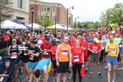 Md. Half Marathon Raises Money for Cancer Research
