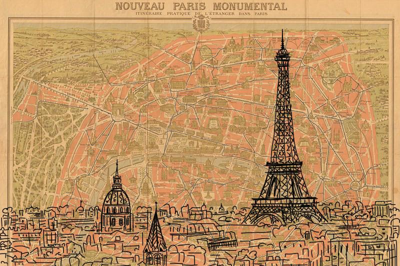 An American in (Jewish) Paris