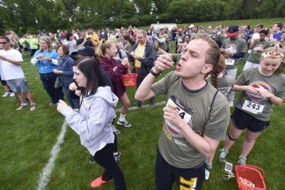 Runners and Walkers Turn Out for Keep Punching 5K
