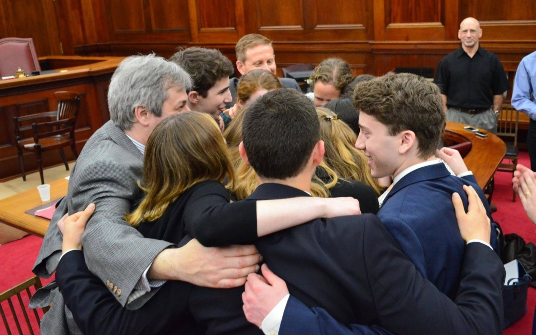 Park Mock Trial Team Wins State Championship