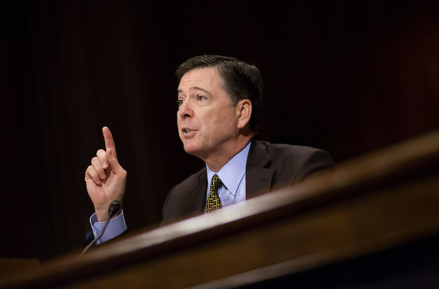Why Did James Comey Really Get Fired?
