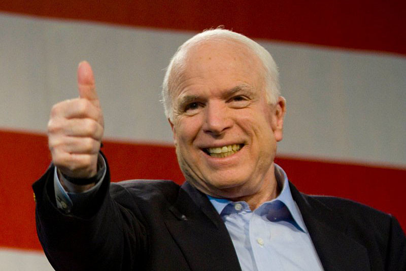 What Maryland Politicians are Saying About Sen. John McCain