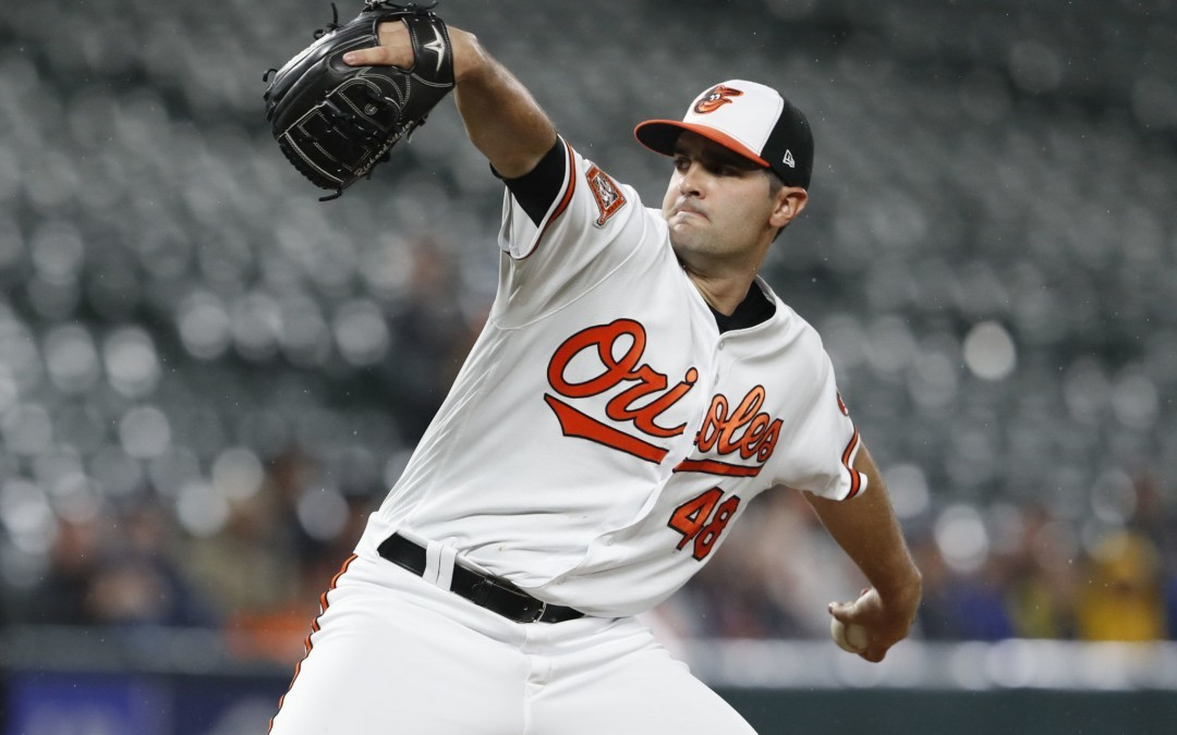 Orioles Have High Hopes for Jewish Pitcher