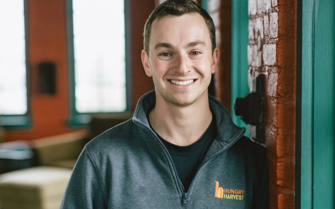 Appetite for Impact: A Millennial's Mission to End Waste and Hunger