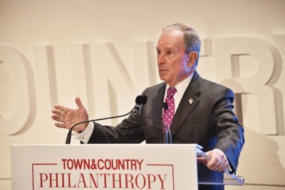 Michael Bloomberg Donates $1.8B to JHU to Make Admissions 'Need-Blind'