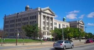 Baltimore City Public Schools headquarters on North Avenue
