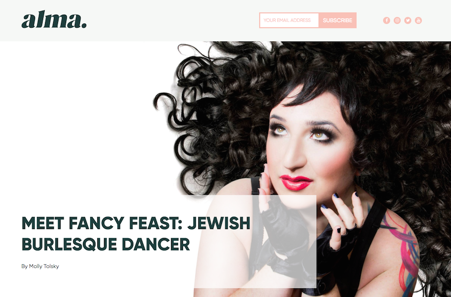 New Website Aims to Bring Jew-ish Millennial Women Together