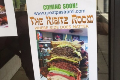 New 'Old-School' Deli to Open In Pikesville
