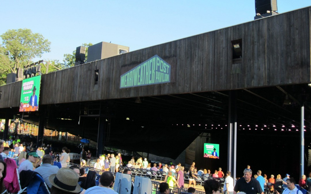 Restaurant News: Merriweather Post Pavilion Amps Up its Food Game