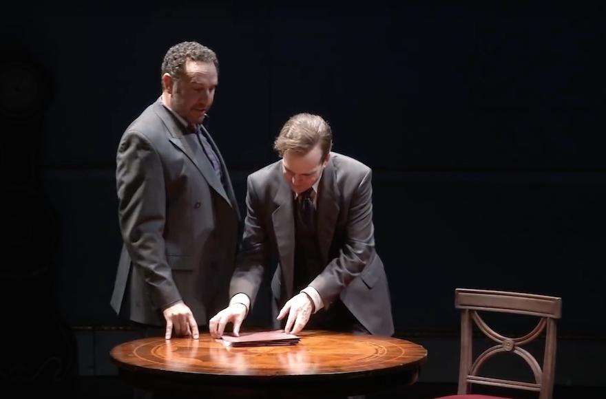 Jewish Actors, Directors and Themes Sweep Tony Awards