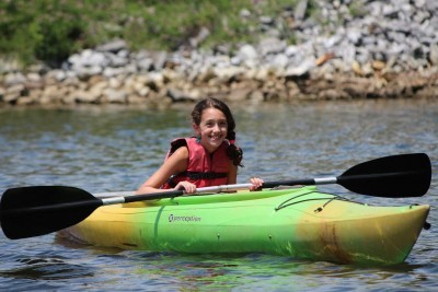 Postcards from Camp: Ava P., Camp Louise